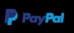 Marchio di accettazione Paypal