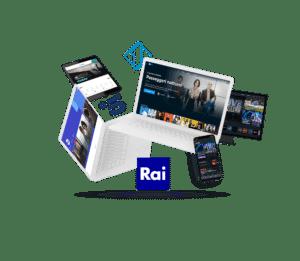 Italia VPN - Accesso garantito al 100% a Rai, Canale 5